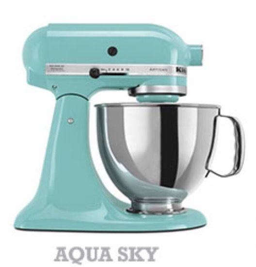 Kitchenaid Series 5 Quart Tilt Head Stand Mixer Ice Blue