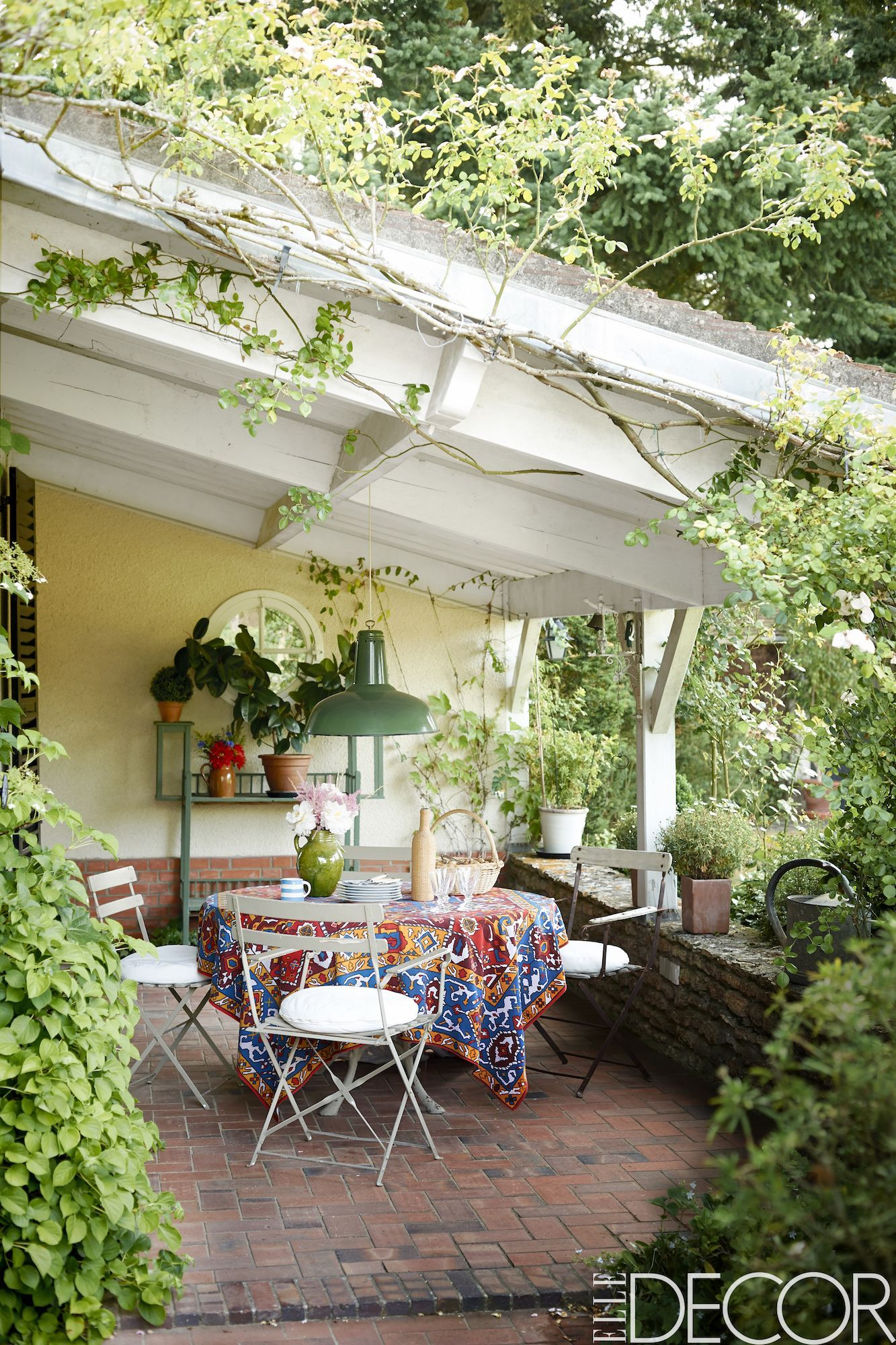 These Small Patios Are Full of Big Design Ideas