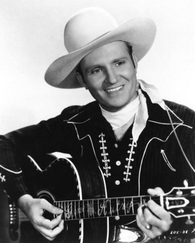 UNSPECIFIED - CIRCA 1970:  Photo of Gene Autry  Photo by Michael Ochs Archives/Getty Images