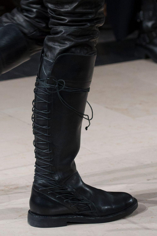 8645a8af3c7a06 Le scarpe in diretta dalla Parigi Fashion Week Autunno Inverno 2017-2018