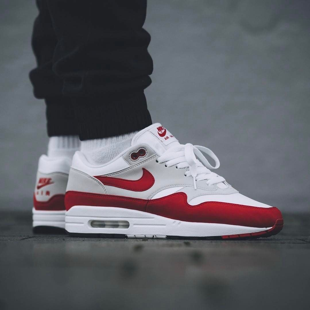 Nike Air Max 1 x Anniversary Red | Zapatillas | Zapatos nike
