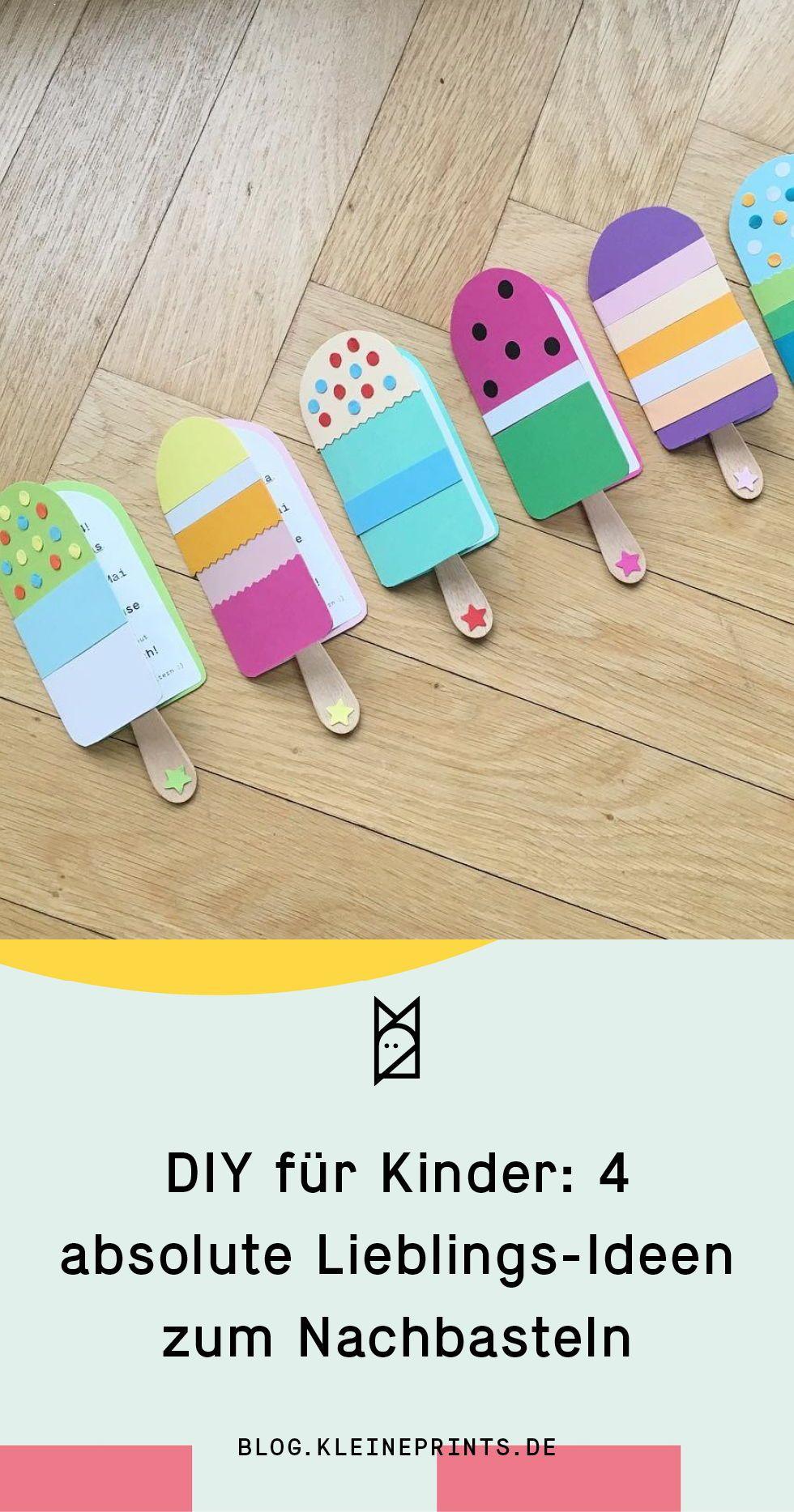 Photo of DIY für Kinder: 4 Lieblingsideen zum Nachahmen – kleine Druckgeschichten
