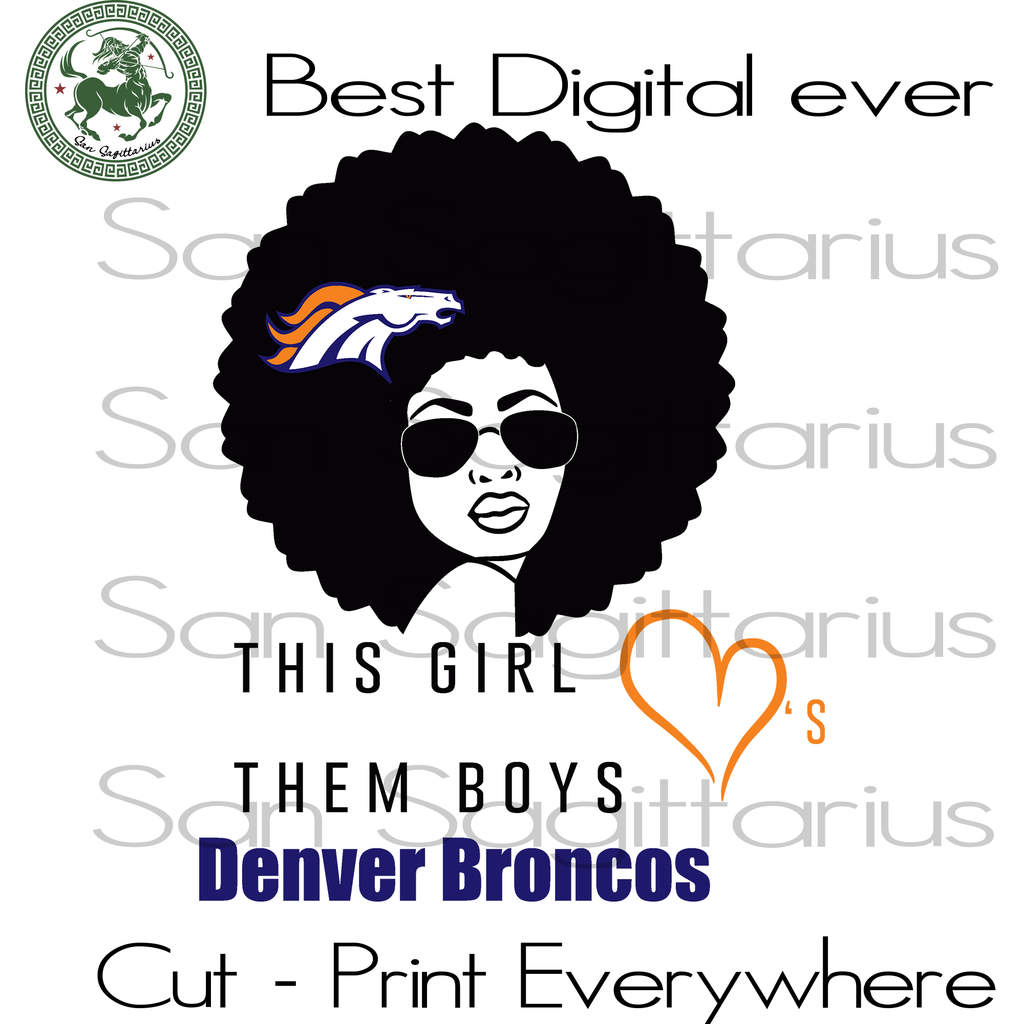 Broncos Denver, Denver Broncos Logo Svg, Denver Broncos