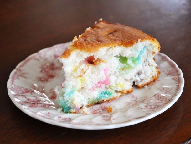 Peeps Easter Cake!