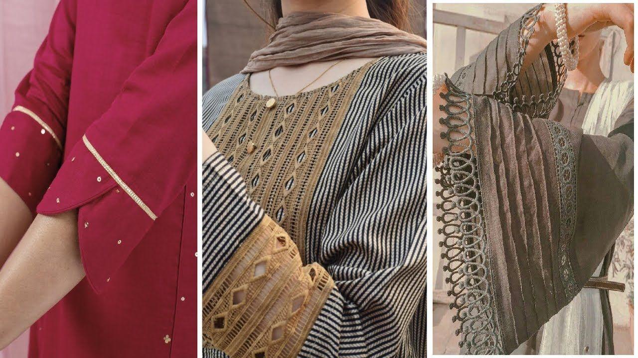 Sleeves Design 2020 Sleeves Designs 2020 Lawn Beautiful Sleeves Design Fashion Trends Youtube In 2020 Fashion Girl Sleeves Style