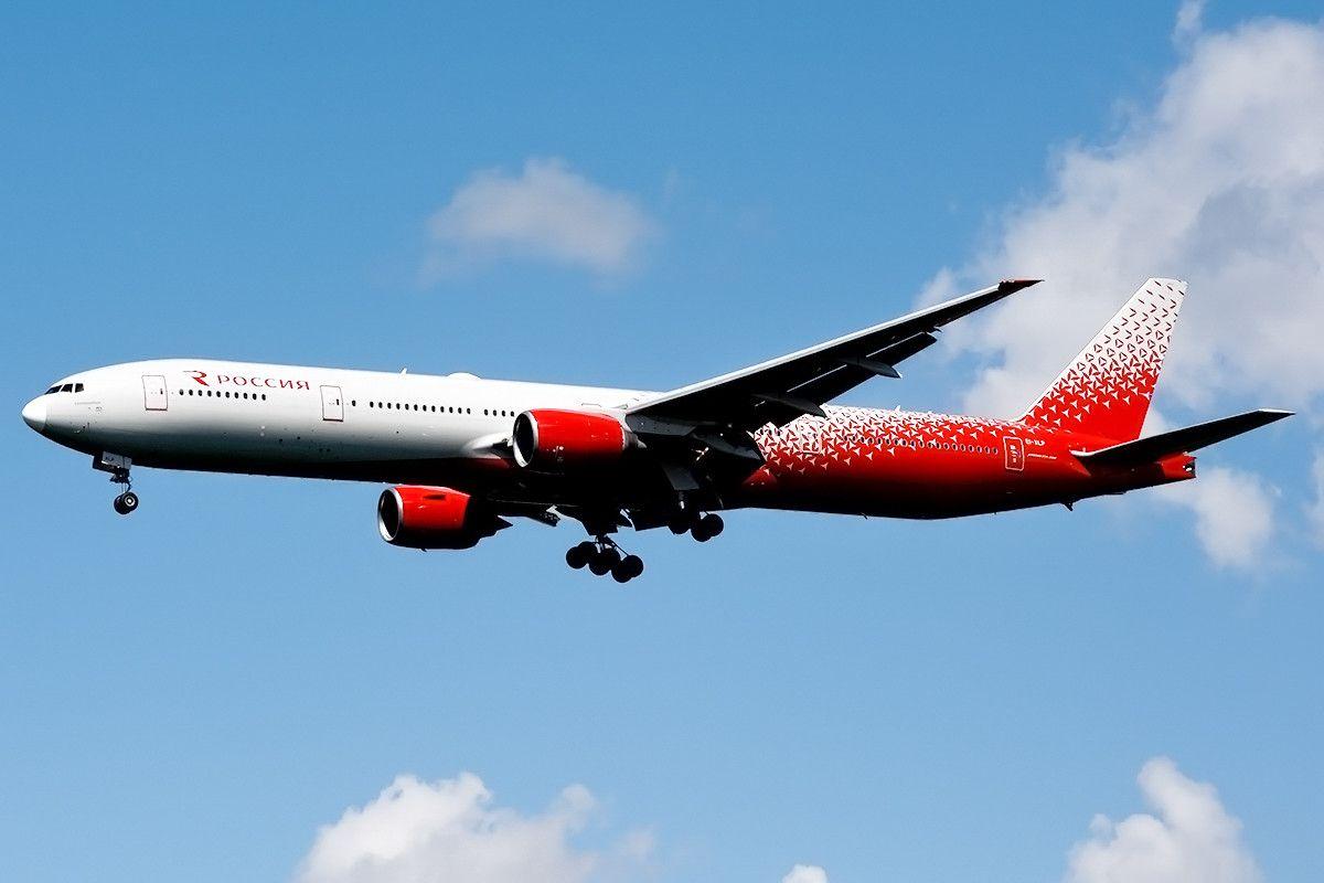 Обои 777, пассажирский, Самолёт, авиалайнер, боинг, boeing, 300. Авиация foto 14