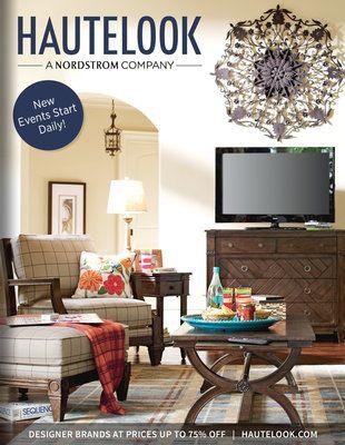 HauteLook catalog on Catalog Spree