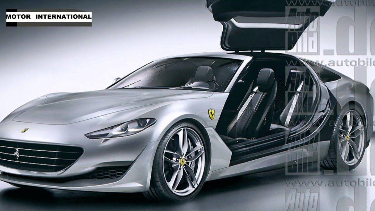Ferrari Gtc4lusso T 2020 Best New Cars Ferrari New Cars