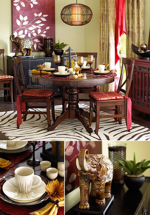 Dining Room Decorating Ideas & Inspirations ǀ Pier 1 Imports  If Simple Pier One Dining Room Ideas Decorating Inspiration