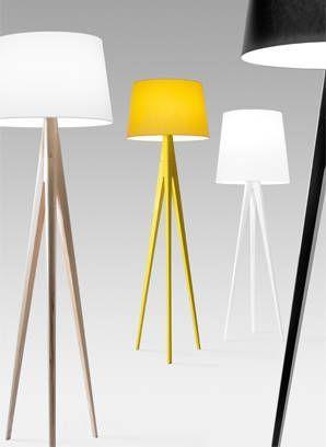 the best lighting a cosmic midcentury floor lamp