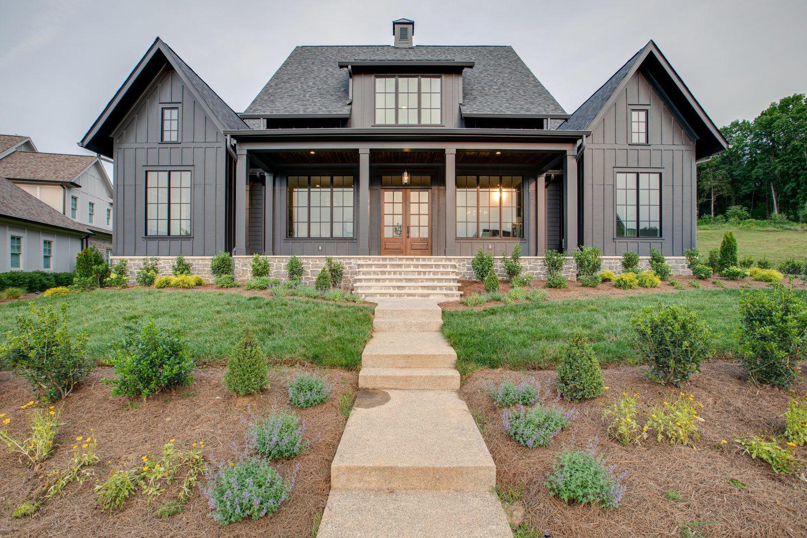 Tennessee Dark Modern Farmhouse Jettset Farmhouse Modern