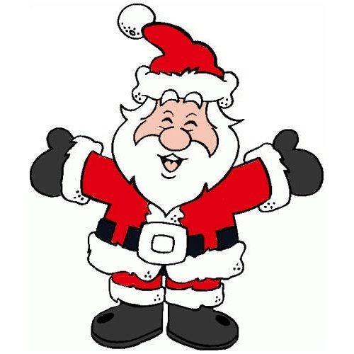 Father Christmas Cartoon Images.Santa Cartoon Christmas Pics Santa Cartoon Christmas
