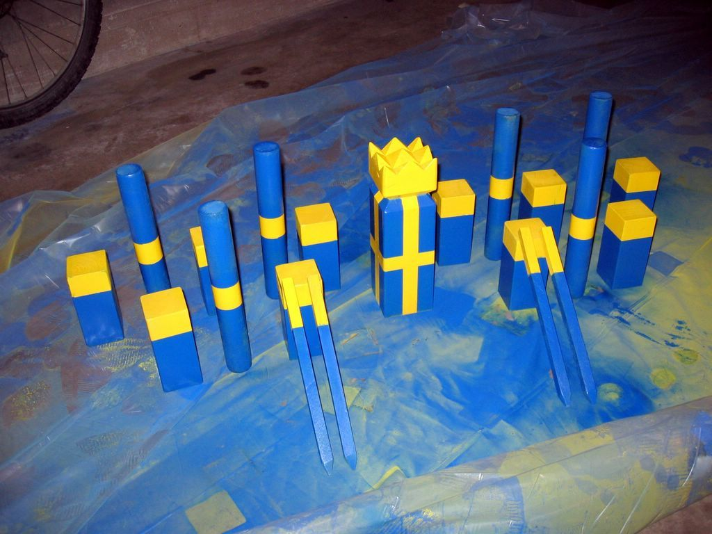 12 best kubb sets of awesomeness images on pinterest lawn games