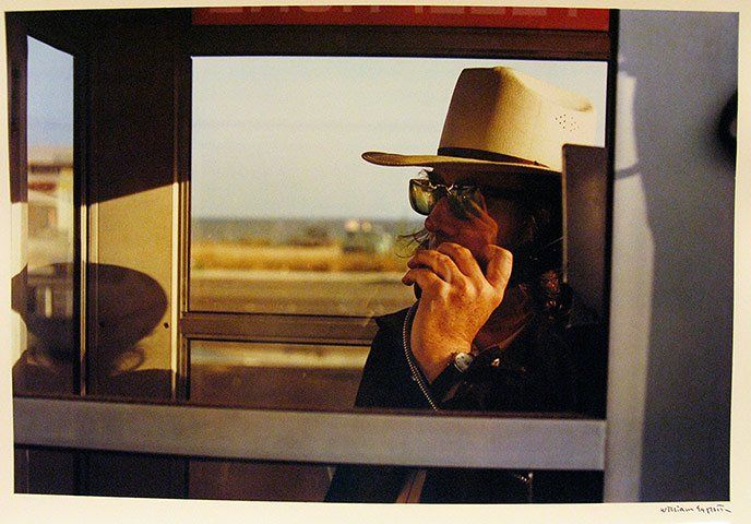 William Eggleston, California, 1974, from Los Alamos
