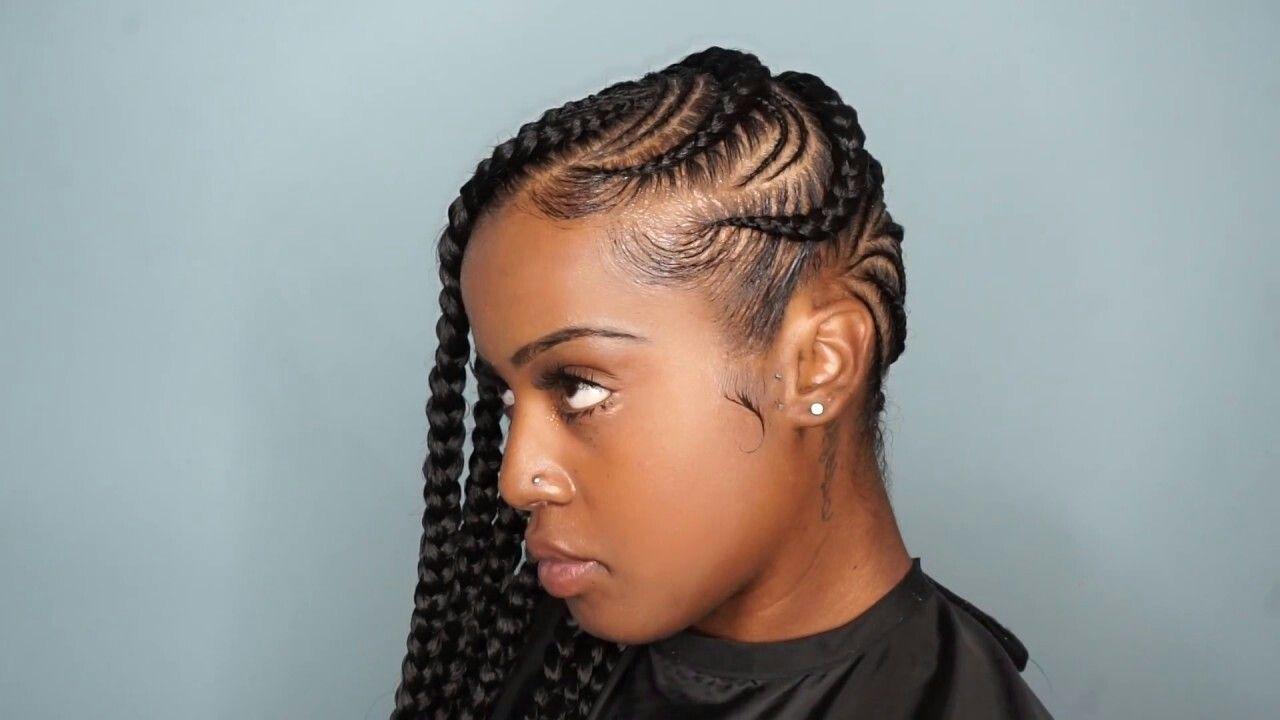 Pin by latanza lashay on black girl braids in braids braided