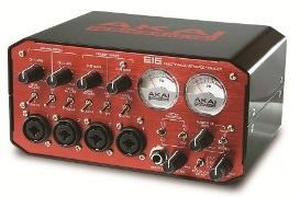 Akai Professional EIE USB Audio Recording Interface with Integrated USB Hub : Computer Audio Interfaces : Musical Instruments