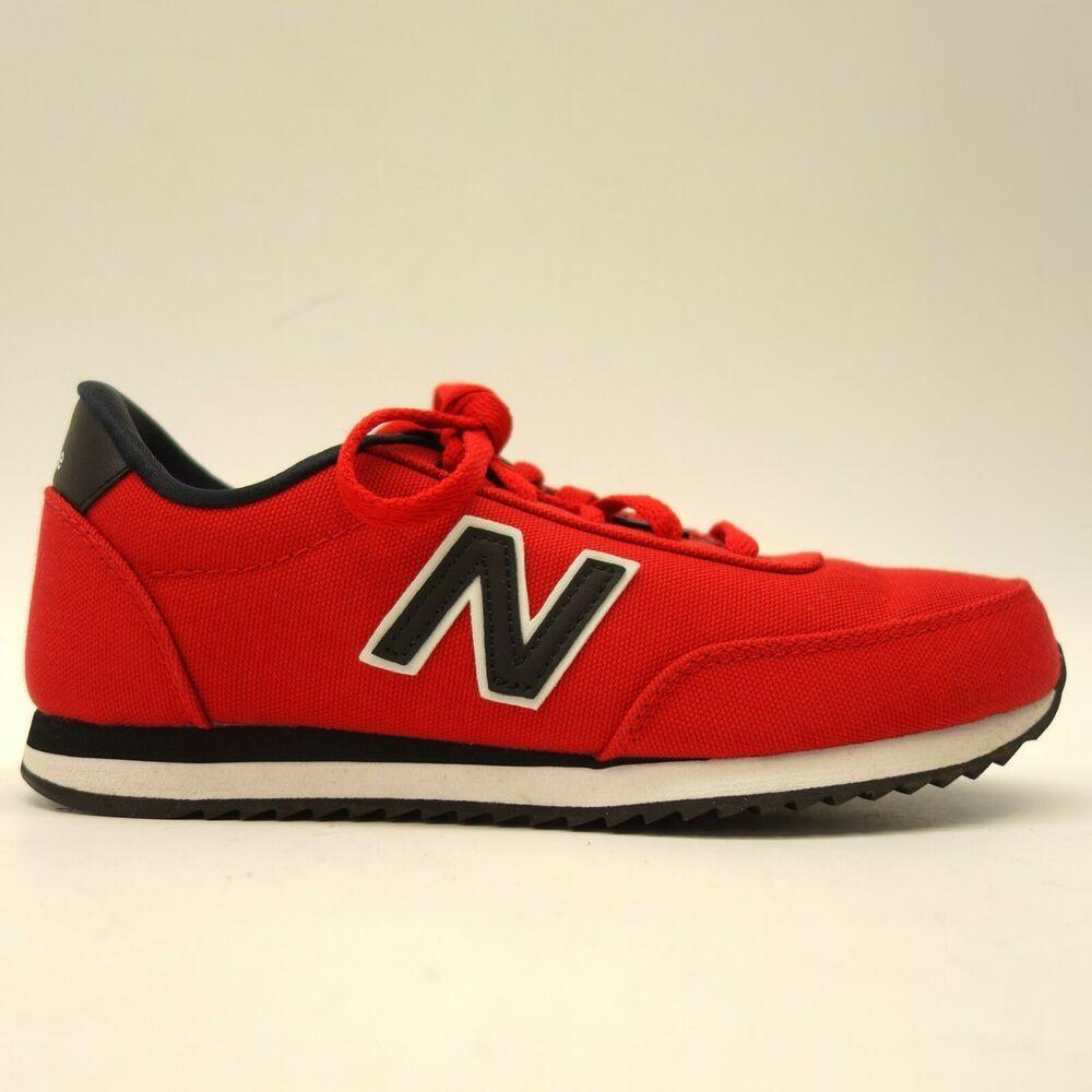 New Balance US 5 EU 37.5 Kids Boys 501 Bright Red Running