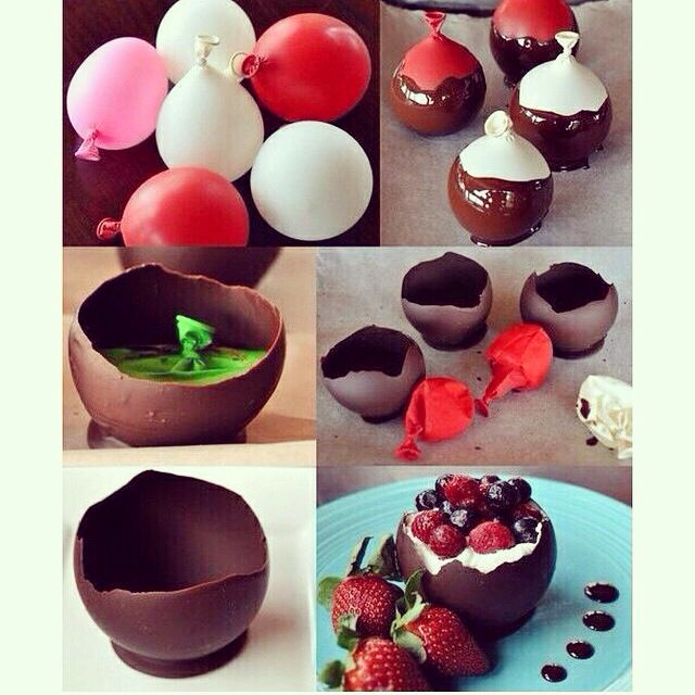 Look How Cool And Creative Dessert Idea This Is