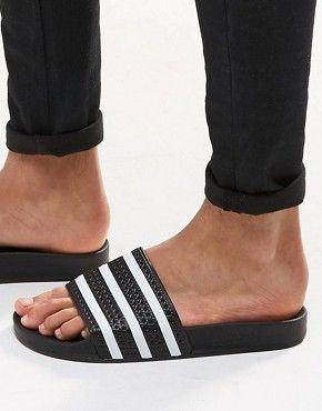 Adidas sandals fetish picture