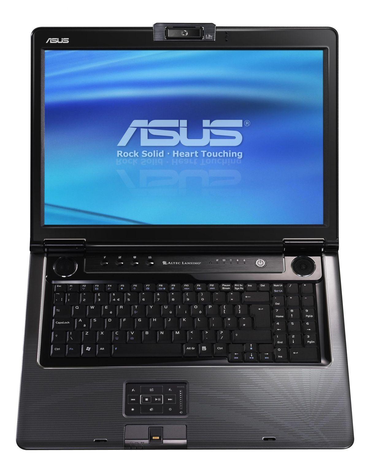 Asus Launches Ultimate Multimedia Laptop Asus Notebook Laptop Asus