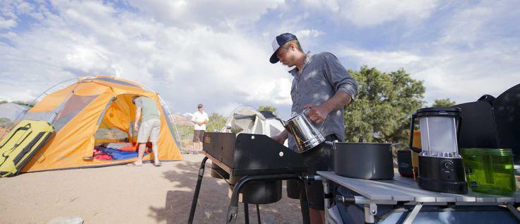 Kücheneinrichtungen für HeckklappenCamping, camping