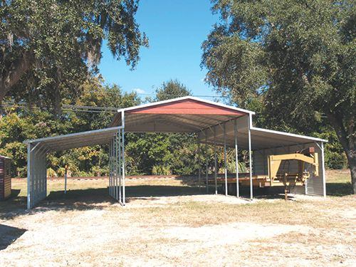 Custom Metal Carports and Boat Storage - ProBuilt Steel ... on metal baluster ideas, metal stairs ideas, shelter ideas, metal fireplace ideas, corrugated metal design ideas, metal furniture ideas, metal fencing ideas, metal roof carports, fire pit ideas, metal carports with brick columns, metal carports and sheds, metal roofing ideas, metal carports with storage, metal carports attached to house, metal canopies carports for rvs, boat cover ideas, metal entry canopy, metal carports for travel trailers, metal lean to carports, metal flooring ideas,
