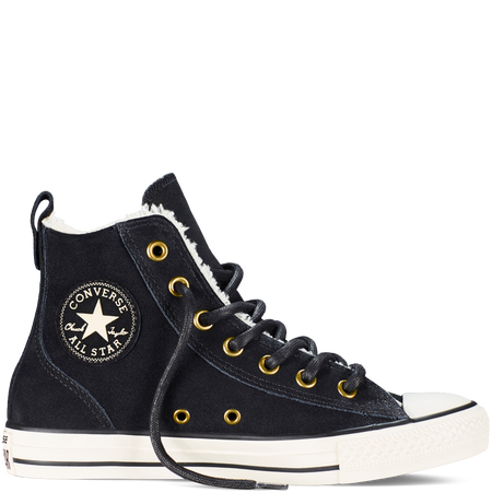 converse chuck taylor negras mujer