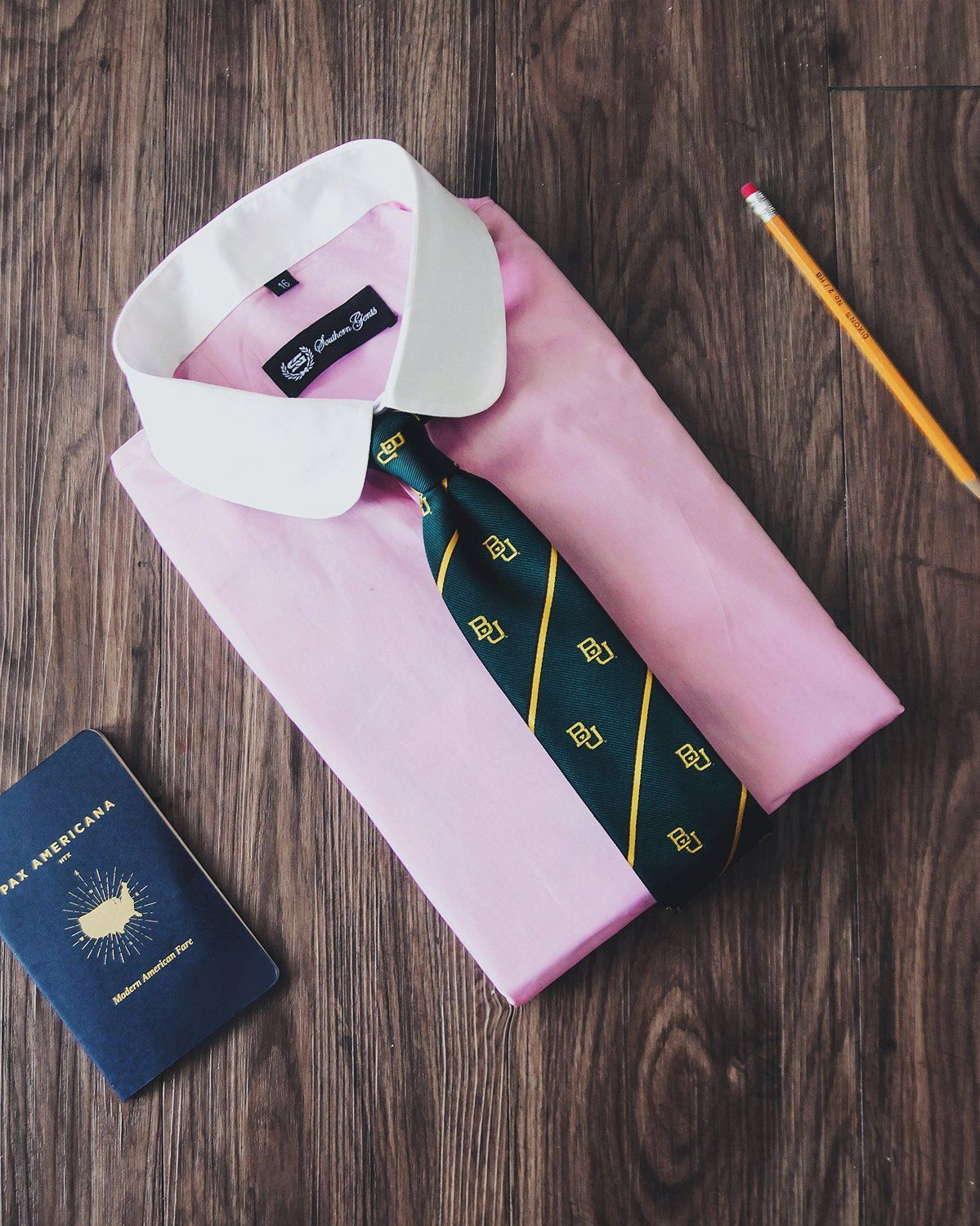 Club style dress shirts