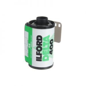 FRESH Ilford Delta 400-36 Poses Noir /& Blanc Pellicule Argentique 35mm