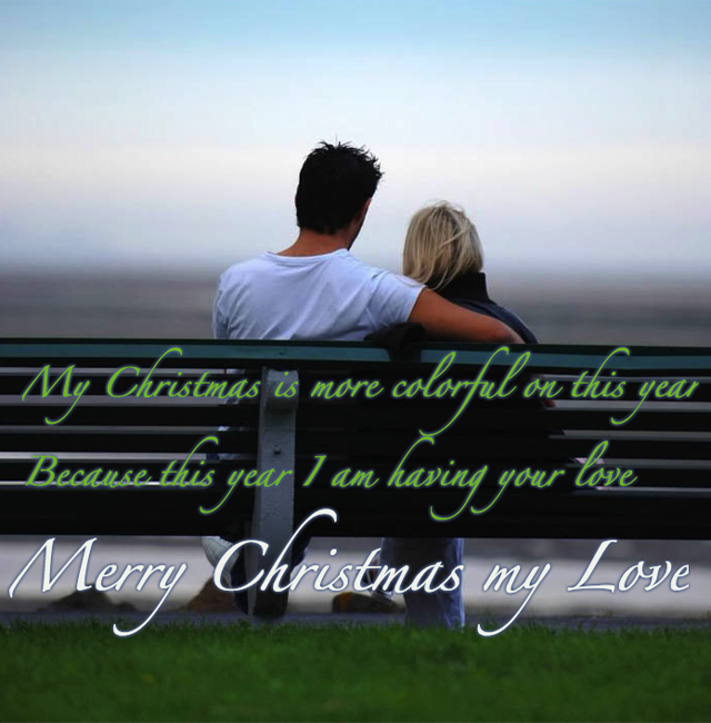 Romantic Christmas Cards for Girlfriend and Wife | Merry Christmas 2013