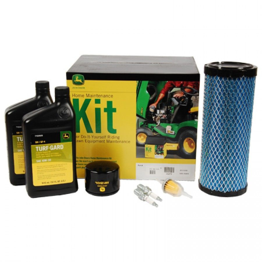 John Deere Home Maintenance Kit XUV 550 and XUV 550 S4 | RunGreen.com