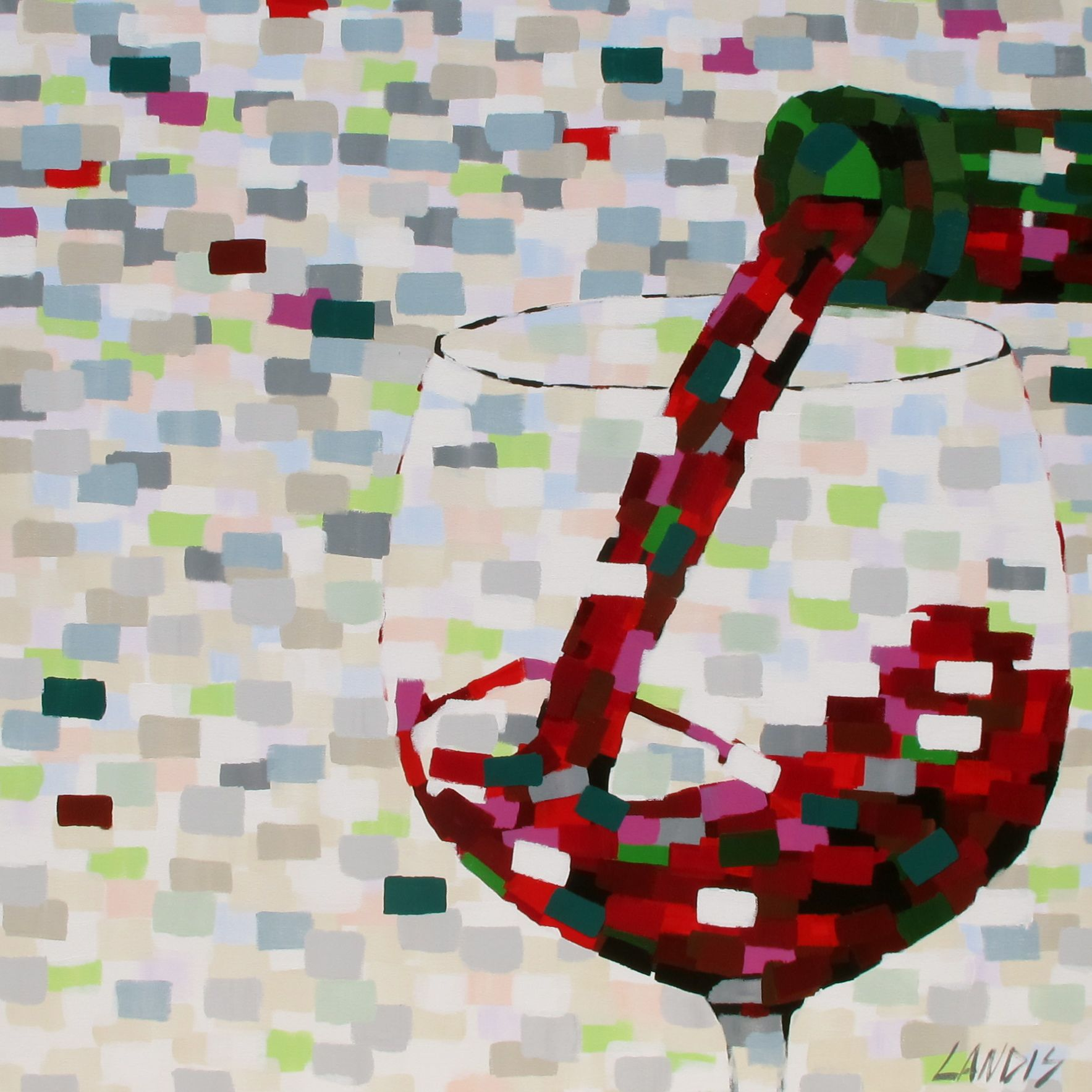 Pin On Cool Wine Art