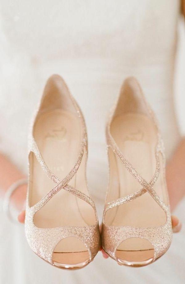 7ed19326bec La robe de mariée rose - 60 idées originales! - Archzine.fr ...