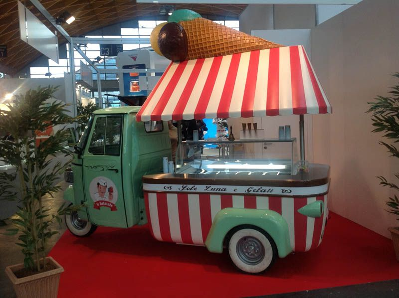 ape gelatini - lagermax | ice cream carts | pinterest | food truck