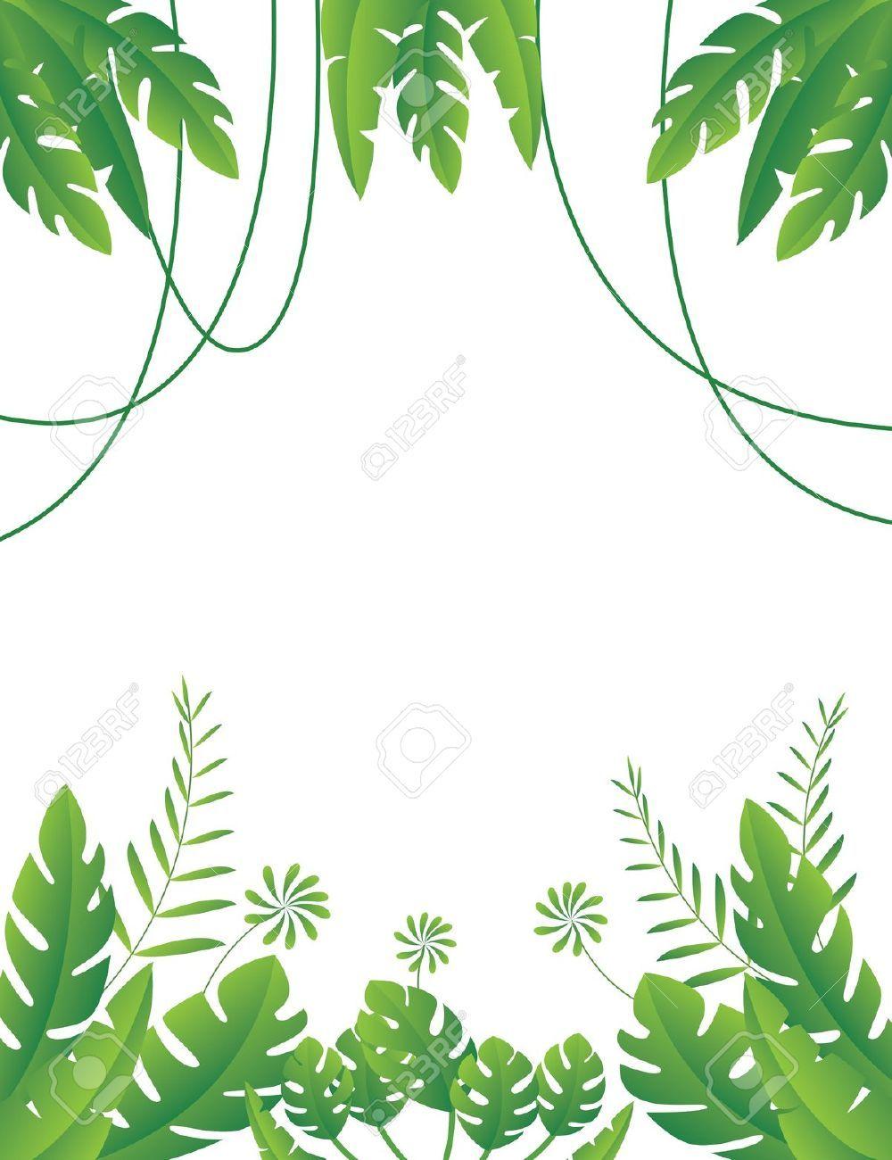 Jungle Clipart : jungle, clipart, Jungle, Clipart, Foliage, Clipart,, Flash, Wallpaper,