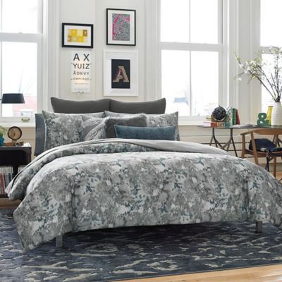 Kenneth Cole Reaction Home Winter S Air Duvet Cover