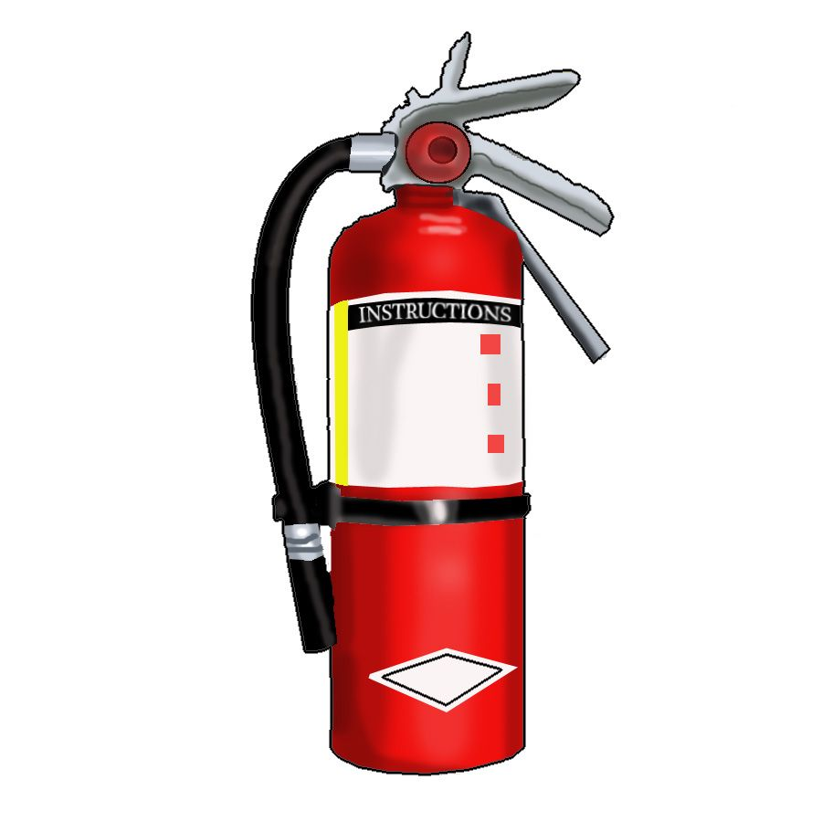 15+ Fire extinguisher clipart png ideas