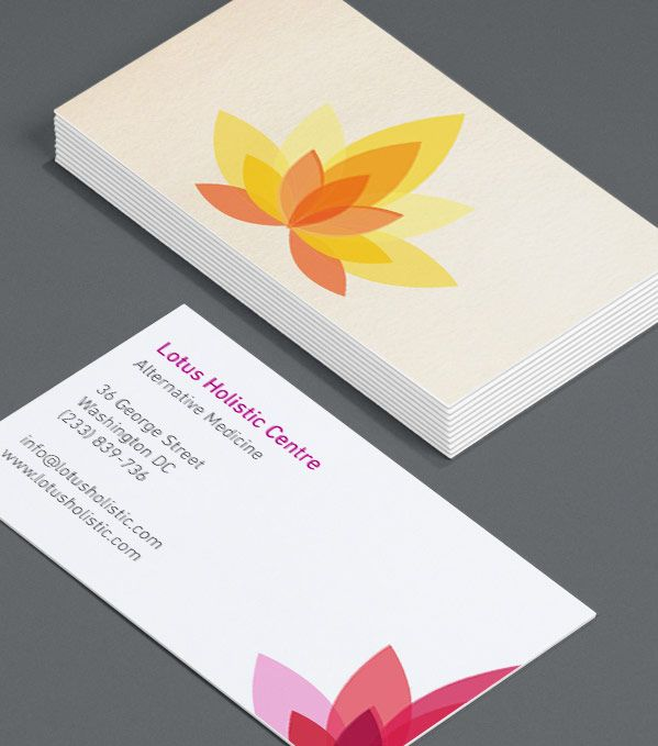 Holistic lotus flower designed chosen by our company for business holistic lotus flower designed chosen by our company for business cards you can buy similar cards at httpmoosharemzprx7 and you can get a reheart Gallery
