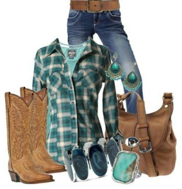 country concert outfit | Perfect country concert outfit