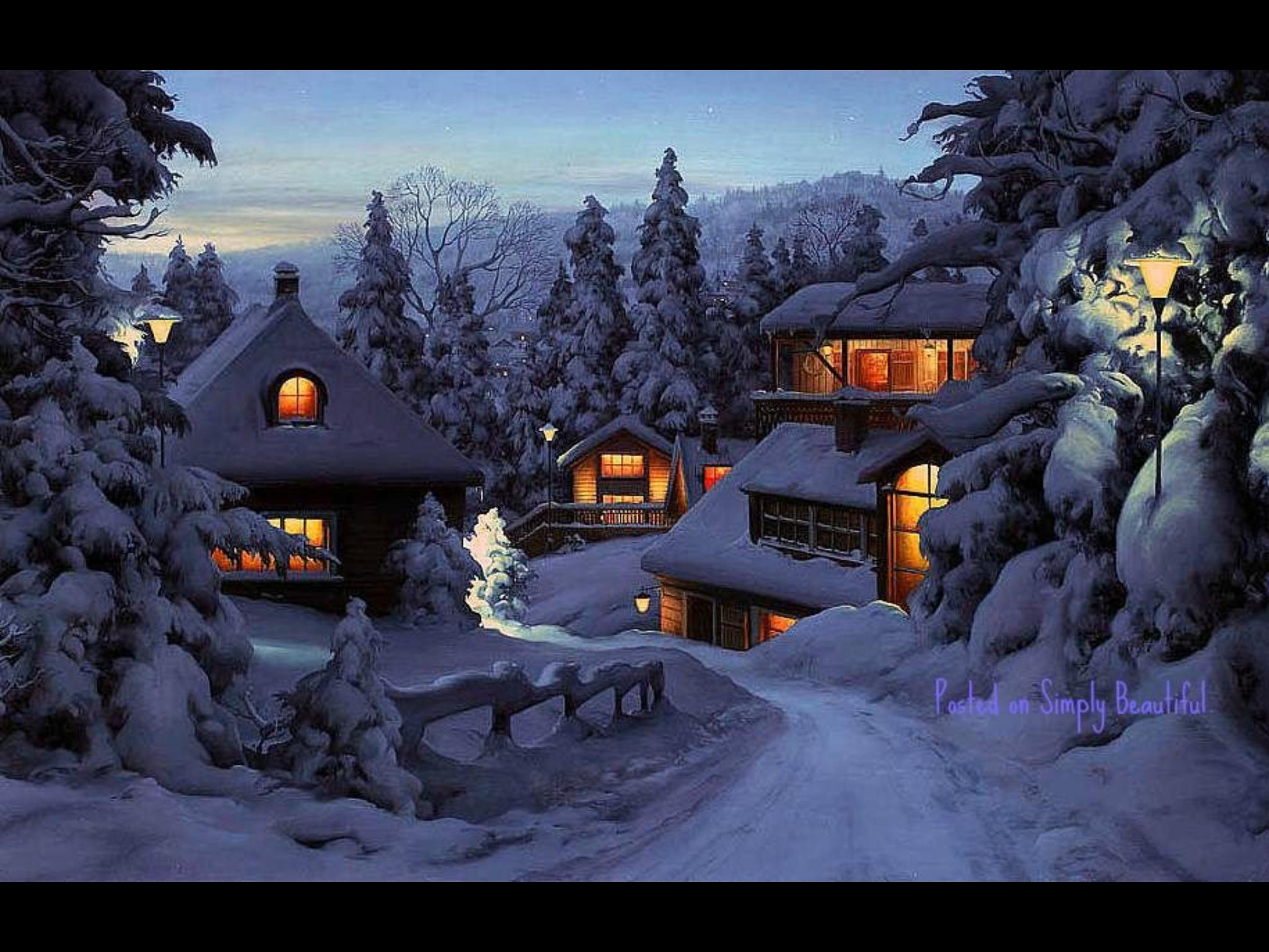красивые зимние новогодние пейзажи фото и картинки свой профессионализм раз