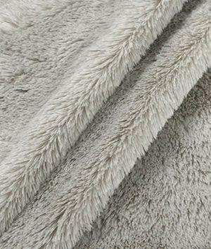 Gray Bear Skin Fabric - $15.12 | onlinefabricstore.net