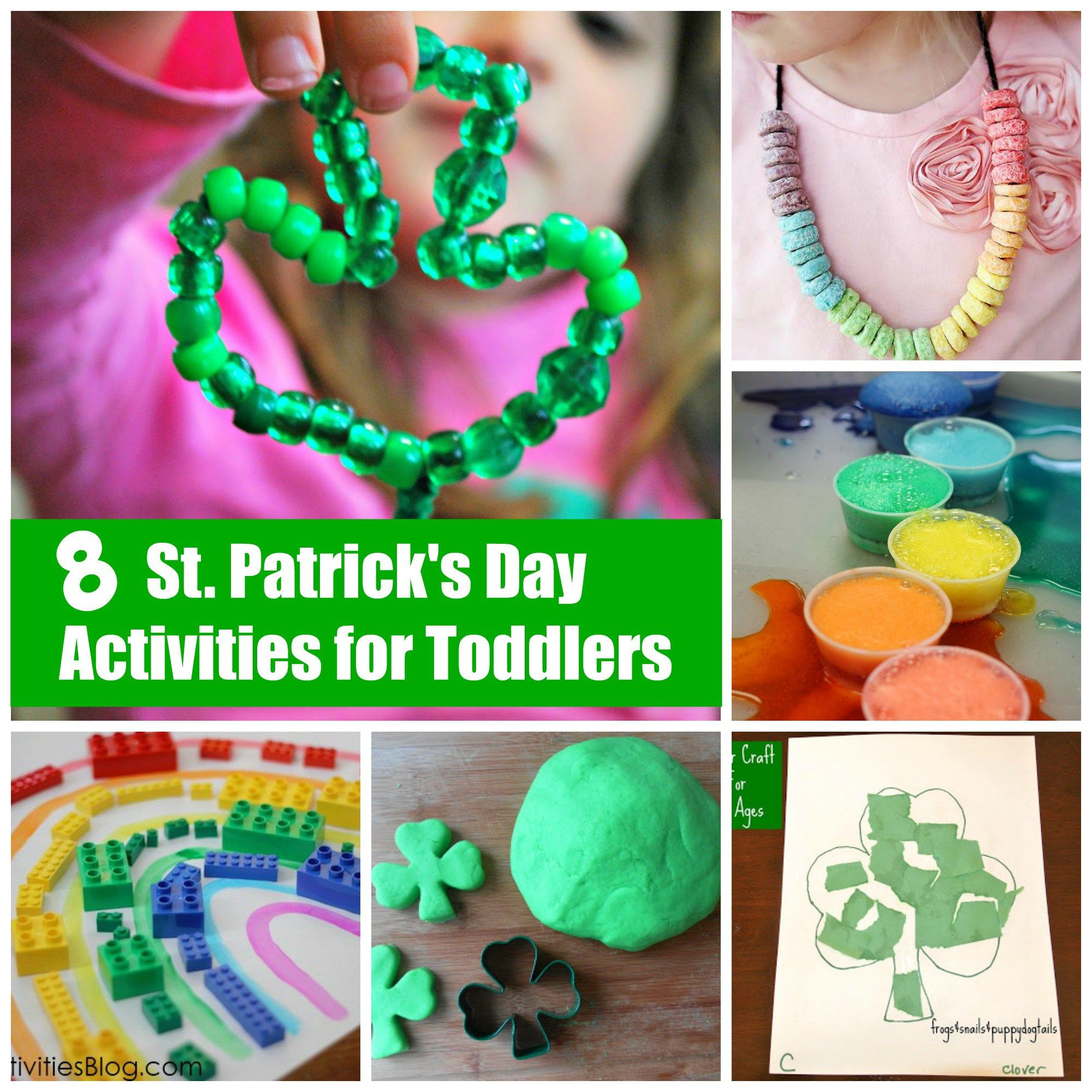 8 simple st patrick u0027s day activities for toddlers to be
