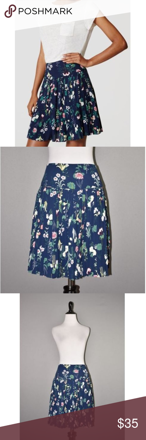 Women's Clothing Buy Cheap Ann Taylor Loft Brand Lined Skirt Size Large Clothing, Shoes & Accessories