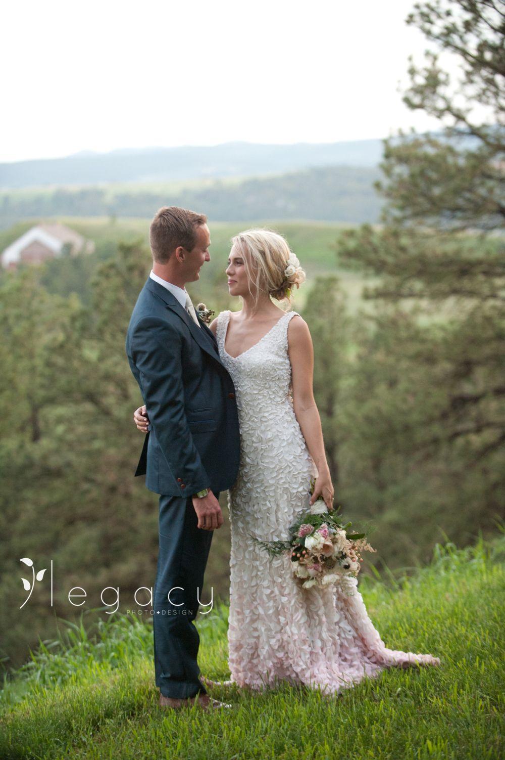 Bride and Groom | Summer Wedding | Rapid City, South Dakota ...