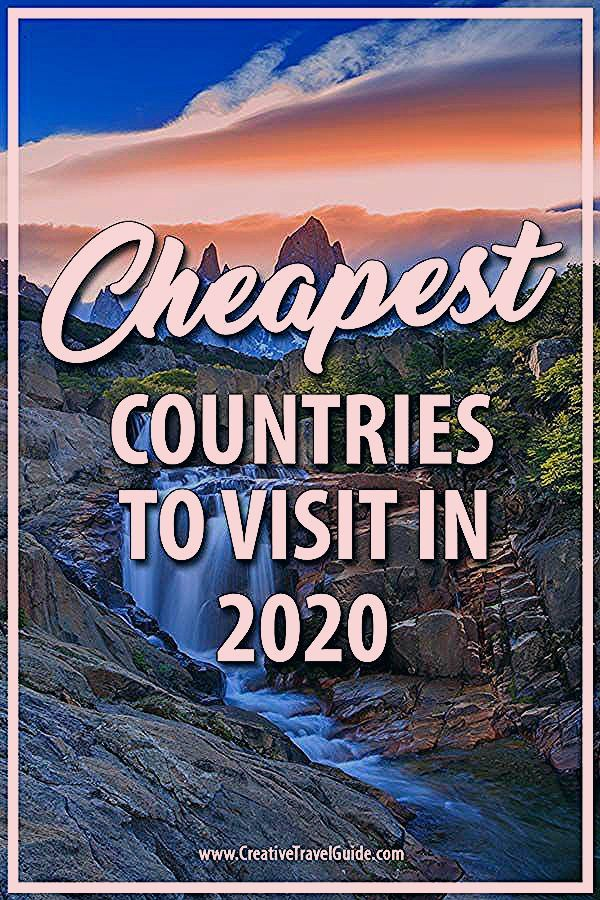 Photo of CHEAPEST COUNTRIES TO VISIT IN 2020 • Creative Travel Guide