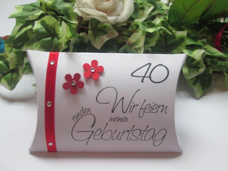 10 Gastgeschenke Zum Runden Geburtstag 40 Geburtstag Geschenke
