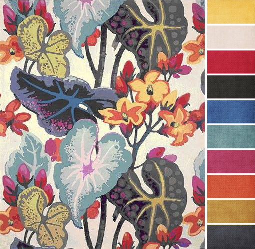 January Monthly Challenge Color Palette | Color palette ...