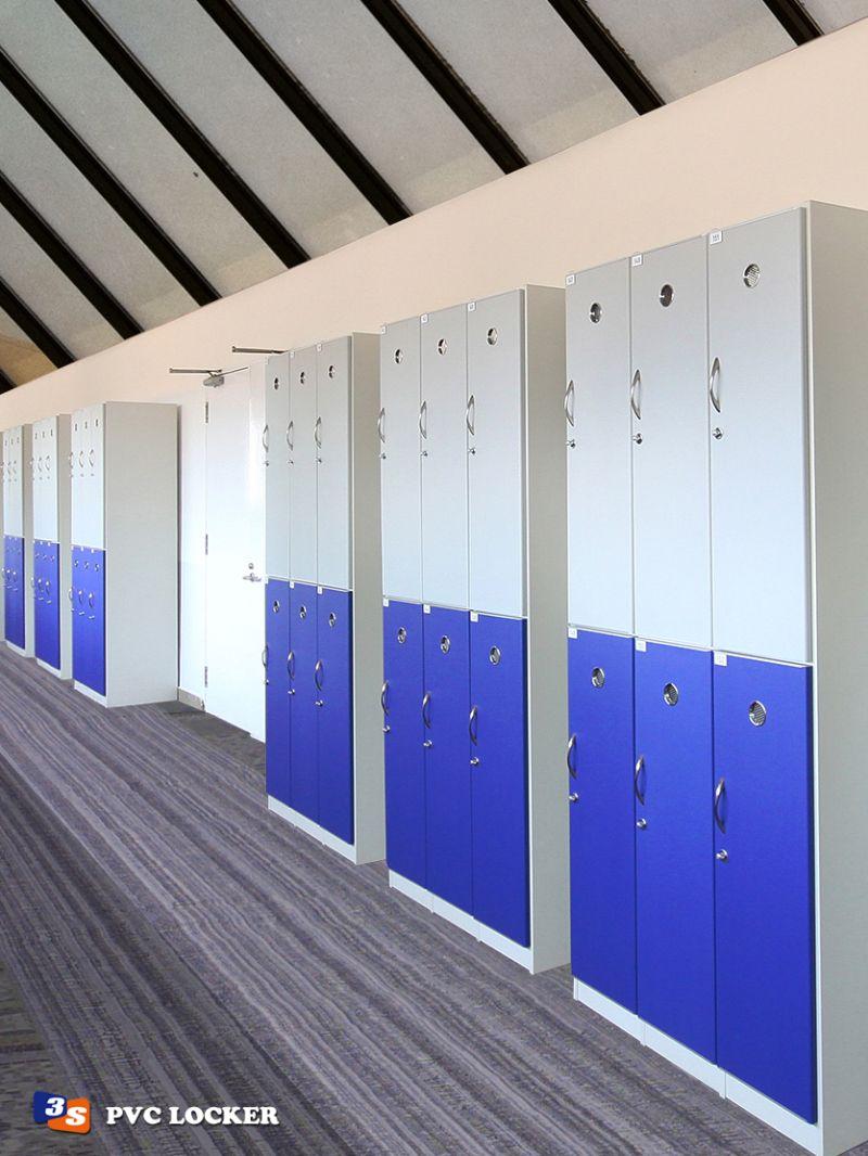Pvc locker locker storage locker locks storage