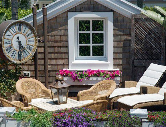 Jordan Design Studio, Ltd via Home Bunch | Patio, Outdoor ...