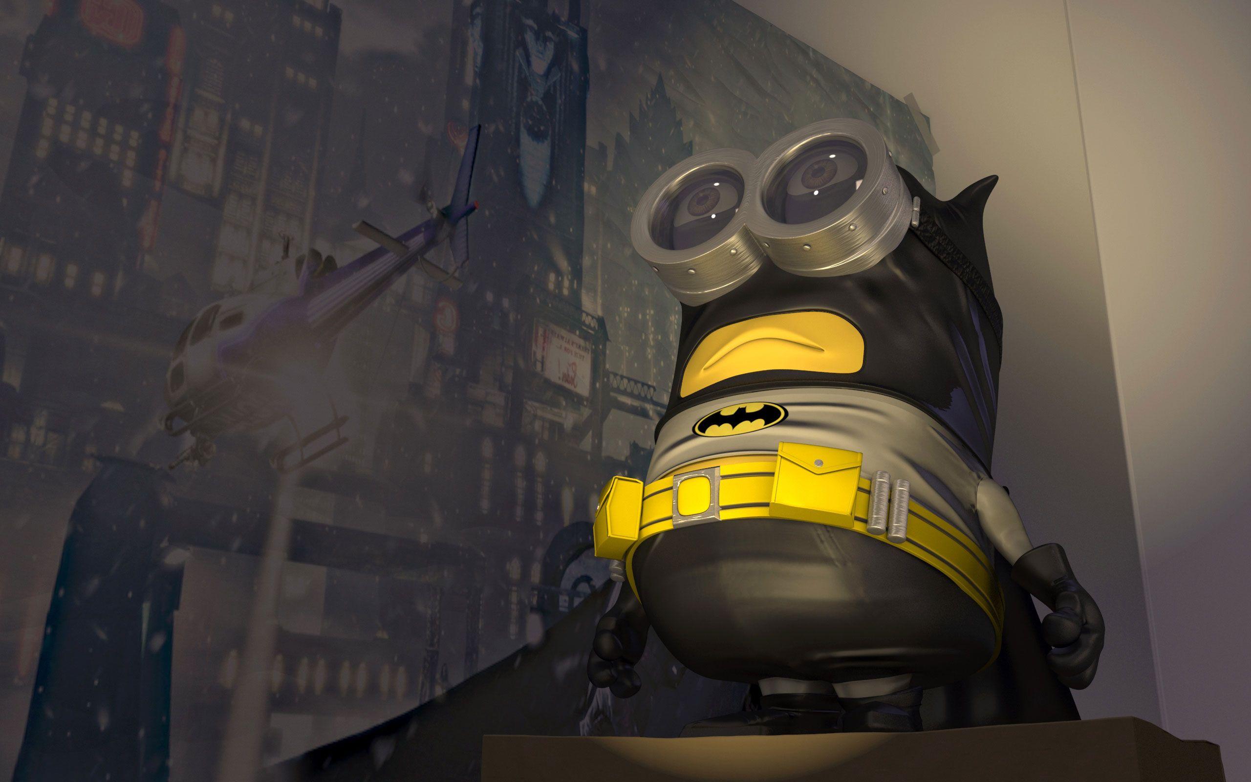 Bat-man-Minion-1.jpg 2,560×1,600 pixels